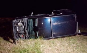 Murió una persona en accidente vial con tres vehículos involucrados