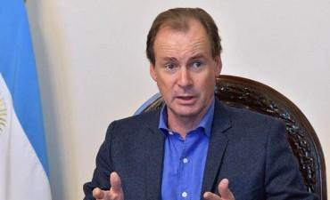 Bordet pidió a los gremios no realizar paros antes de dialogar