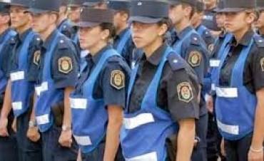 Cierran las inscripciones para aspirantes a Agentes Femeninas