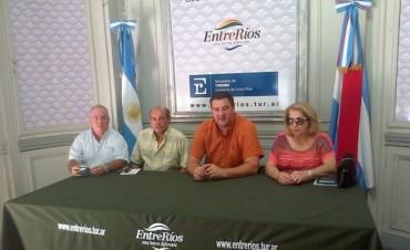 La 36º Fiesta Provincial de la Chamarrita fue presentada en Paraná