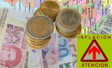 Termina 2013 con una Inflación de casi un 34 %