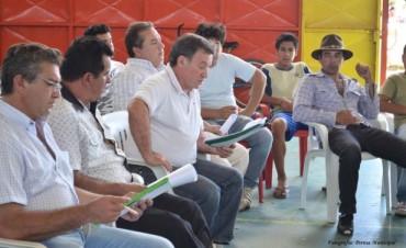 Federal participó en el Foro del Chamamé realizado en Sauce de Luna