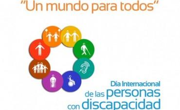 Festejos por el Día Internacional de las personas con Discapacidad