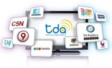 Todos los argentinos pueden acceder a la Televisión Digital Abierta