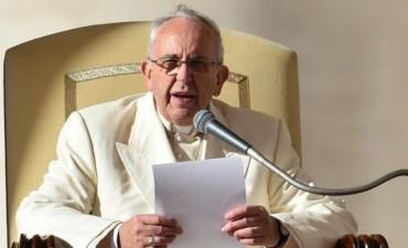El Papa Francisco, sobre el cambio climático: