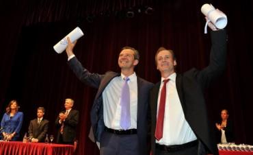 Fueron proclamadas las autoridades electas provinciales