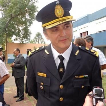 Cambio en la Jefatura Departamental de Policía de Federal