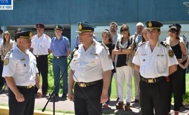 Asumió el nuevo Jefe Departamental de Policía de Federal