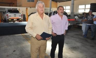 Vialidad Provincial tiene nuevo Administrador y Sub Administrador