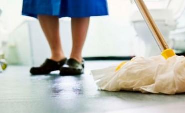 Tras el aumento, cómo quedan los nuevos sueldos del personal doméstico