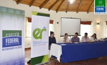 Importante capacitación sobre estrategias de Turismo Rural