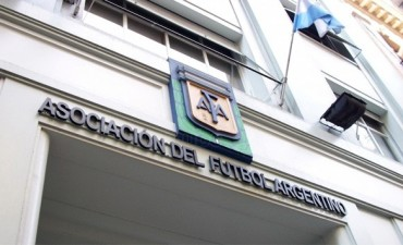 La AFA deberá elegir un nuevo presidente antes de fin de año