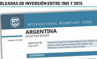 Según receta del FMI, difícil que lluevan inversiones en 2017