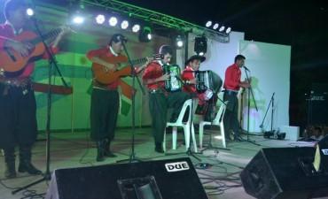 Se realizo el Festival de la Amistad en C.Bernardi