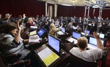 Media sanción para proyecto que modifica la ley de ART