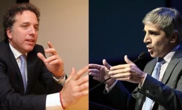 Nicolás Dujovne asumirá en Hacienda y Luis Caputo estará en Finanzas