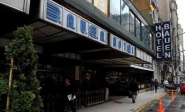 GOLPE AL COOPERATIVISMO : Vetan la ley de expropiación del Hotel Bauen