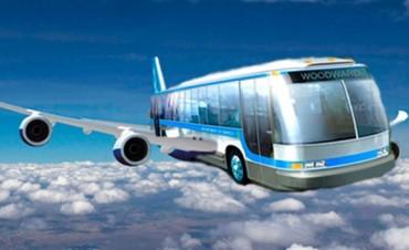 Los vuelos de bajo costo, un dolor de cabeza para Flecha Bus