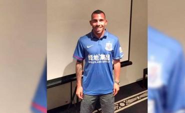 Es oficial: Tevez se fue de Boca y es jugador del Shanghai Shenhua