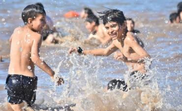 Fin de año agobiante: Sin lluvias y con temperaturas cercanas a 35 grados