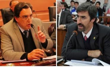 El diputado Monge y el senador Giano son los legisladores que más proyectos presentaron