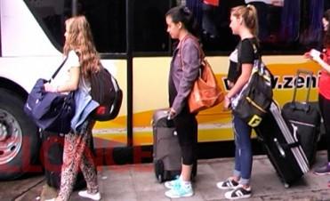 Recuerdan cuáles son las medidas de seguridad para viajes en colectivos