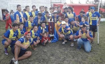 La Escuela Dieguito es el nuevo campeón de Reserva