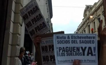 El Diario sigue sin editarse y denuncian