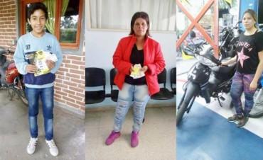 La Canaria 2017 / 18 y los ganadores de Octubre y Noviembre