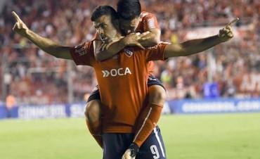 Independiente lo dio vuelta a puro coraje y dio el primer paso rumbo a otra Copa