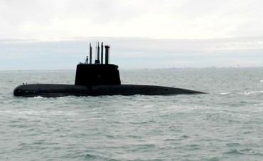 La Armada oficializó el detalle de las últimas comunicaciones del Ara San Juan