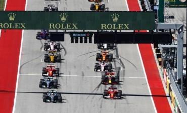 Fórmula 1: Se confirmó el calendario para la temporada 2018
