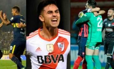 Superliga: partidos, horarios y TV de la fecha 12, que cierra el 2017