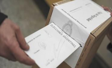 Abonarán los viáticos a autoridades de mesa de las elecciones de octubre
