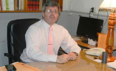 Suspendieron al juez Rossi hasta que finalice el juicio por mal desempeño