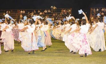 Difundieron la cartelera para el Festival de Jineteada y Folclore de Diamante
