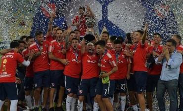 Independiente, un Rey de Copas que está de vuelta: brilló en el Maracaná y festeja otra vez