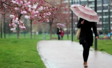 La primavera se despide con aires frescos y un poco de agua