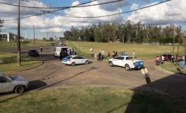 Nuevo accidente de transito con motociclista derivado a Concordia