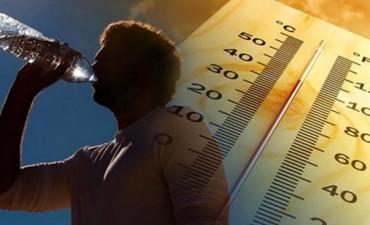 Alerta por elevadas temperaturas: Pronostican hasta 41 grados en Entre Ríos