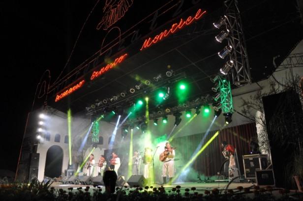 Cartelera Oficial del Festival Nacional del Chamamé 2014