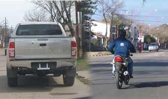 En Victoria serán retenidos los vehículos que circulen sin patente