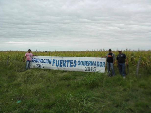 Adrian Fuertes arranco el año consolidando voluntades a su proyecto