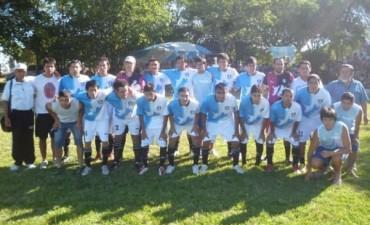 """Este domingo por """"FmCienFederal"""", futbol: Malvinas vs. Camba Cua"""