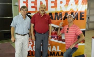 El  Festival Nacional del Chamamé se presentó en  Concordia