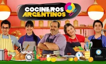 """""""Cocineros argentinos""""  llegan a Federal"""