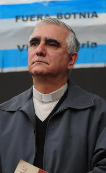 """""""Los narcotraficantes nos están pasando como alambre caído en las fronteras"""" expreso el obispo Lozano"""