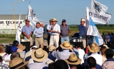 Sergio Urribarri se va a reunir con la Mesa de Enlace provincial
