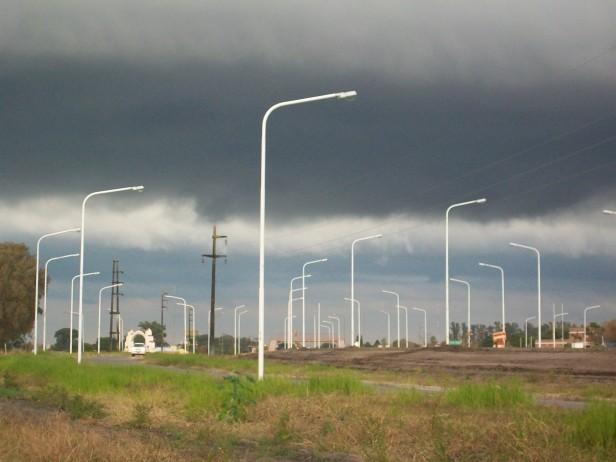 Esta vigente un Alerta Meteorológico para  Entre Ríos