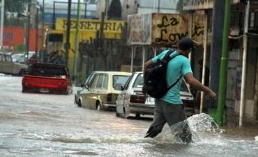 Gualeguaychú, también complicada por el agua